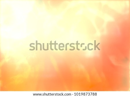 Abstract texture. Colorful. Defocused background. Blurred bright light. Circular points. #1019873788