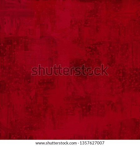 Abstract texture. 2d illustration. Expressive handmade oil painting. Brushstrokes on canvas. Modern digital art. Multi color backdrop. Contemporary brush. Expression. Popular style. #1357627007
