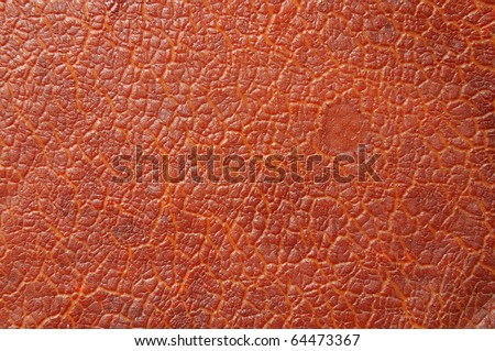 Abstract Texture Of Old And Rough Red Table Tennis Rubber Stock Photo
