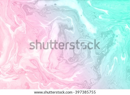 Abstract texture. Pastel colours. Marble. #397385755