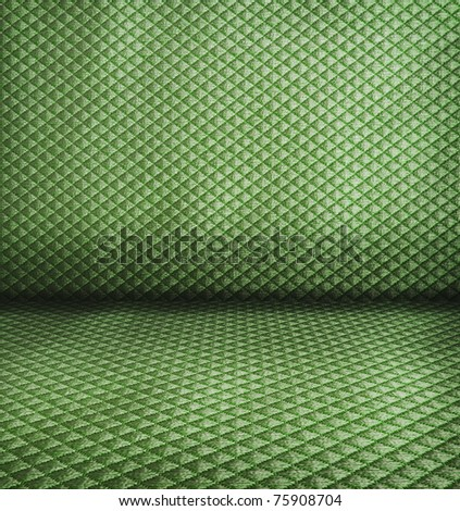 abstract textured green background with artistic shadows added