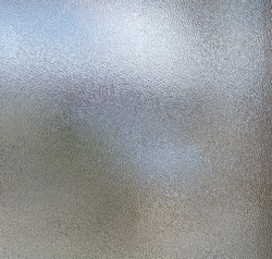 Abstract translucent glass background. Opaque glass texture. ornamental glass brick. Pattern background