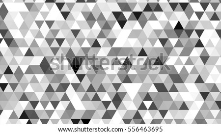Abstract triangles background.  #556463695
