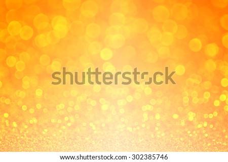 Abstract tropical sun glitter sparkle bokeh summer background