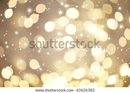 abstract twinkle christmas background