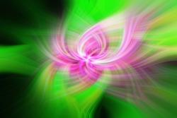 Abstract twirl background, Digital twirl design.