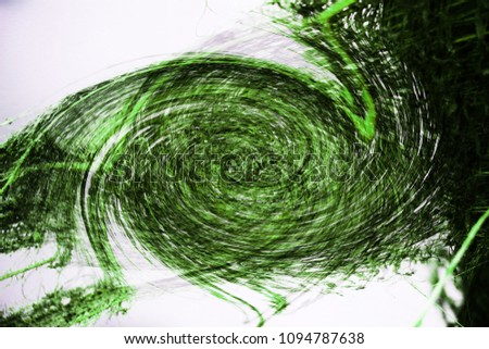 Abstract twirl motion blur background #1094787638