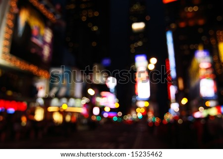 new york times square canvas. new york times square night.