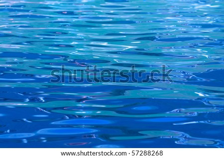 abstract vivid water background