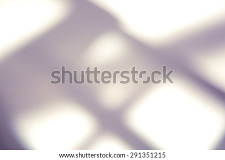abstract wall light with shadows