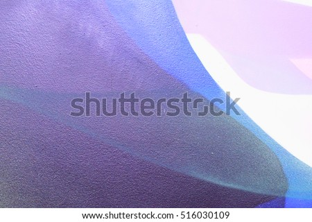 abstract wall spray painting as a background