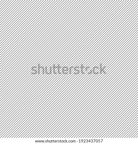 Abstract wallpaper with diagonal black and white strips. Seamless colored background. Geometric pattern