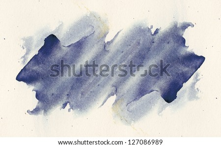 Abstract water color art
