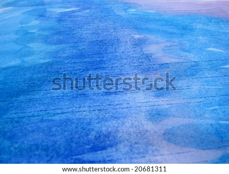 abstract water-color background
