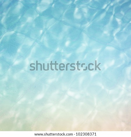 abstract water pattern background.