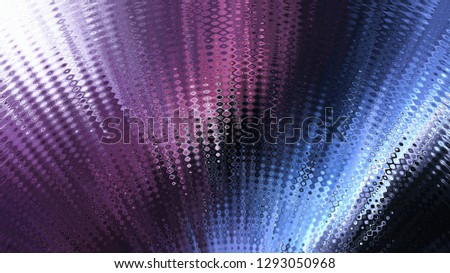 Abstract watercolor background in fantasy colors. Graphic liquid painting cosmic art. Fashion pattern for design. Fractal artwork.  #1293050968