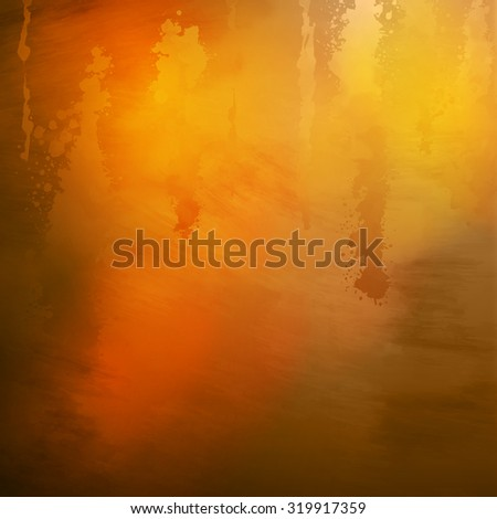 Abstract watercolor background with subtle grunge painting texture