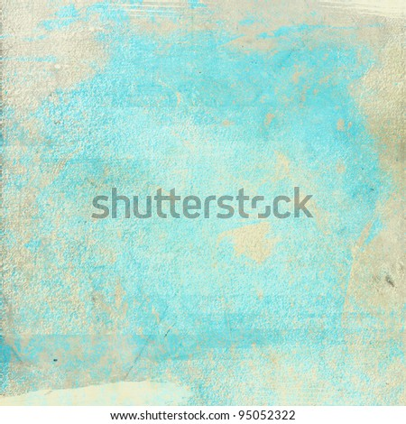 Abstract watercolor paper background