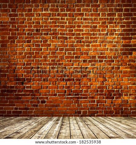 Abstract weathered stone texture of stained old dark stucco gray and painted red, brown, yellow brick wall background in rural room, grungy rusty blocks of stonework technology architecture wallpaper