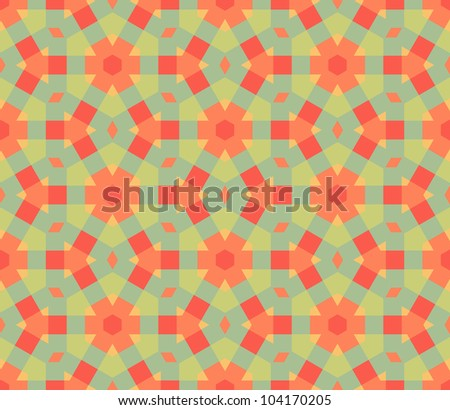 abstract web vector seamless background. Vector illustration - stock photo