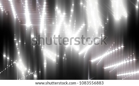 abstract white and black background. vertical lines and strips. illustration digital.
