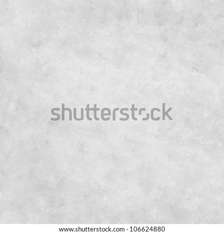 abstract white background gray sponge design on paper or parchment with faint vintage grunge background texture design, monochrome or black and white background for brochure or website template
