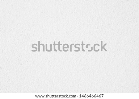 Abstract white cement or concrete wall texture for background. #1466466467