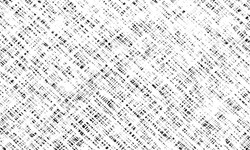 Abstract White Cross Hatching Textured Striped Background.