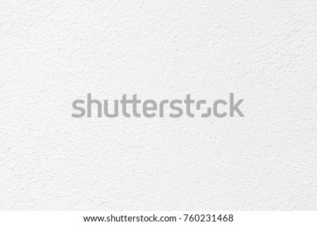Abstract white grunge cement wall texture background.