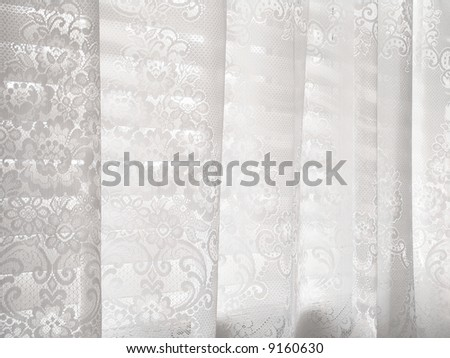Lace Blinds