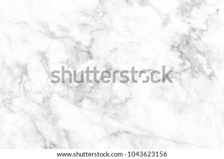 Abstract white natural marble texture background High resolution or design art work,White stone floor pattern for backdrop or skin luxurious.