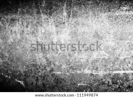 abstract white old grunge wall for background