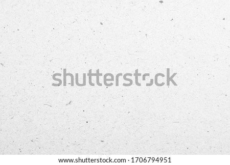 Abstract white recycled paper texture background. Kraft paper gray box craft pattern seamless. top view.