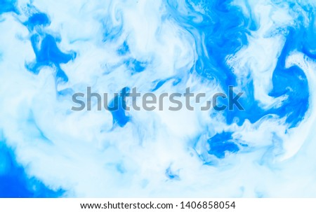 Abstract with a swirl of marble or swirling sea #1406858054