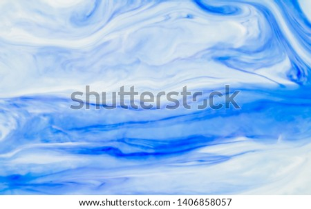 Abstract with a swirl of marble or swirling sea #1406858057