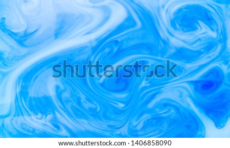 Abstract with a swirl of marble or swirling sea #1406858090