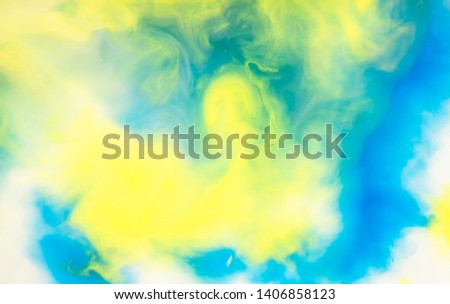 Abstract with a swirl of marble or swirling sea #1406858123