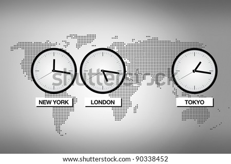 worldclock york