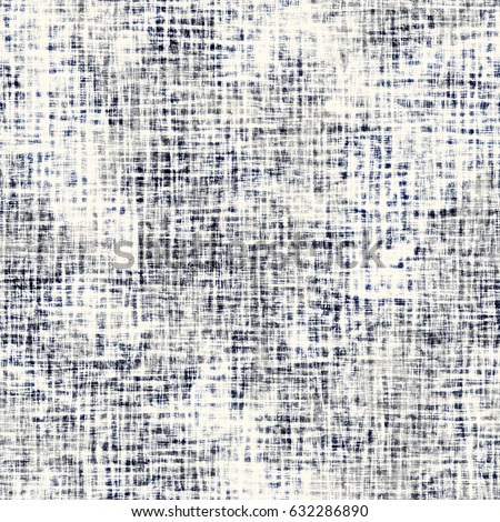 Abstract worn mesh fabric distressed background. Seamless pattern.