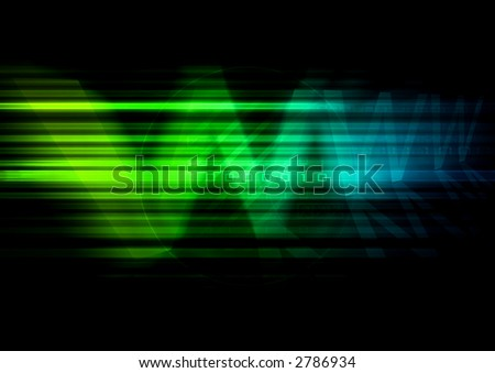 """Abstract """"www"""" background."""
