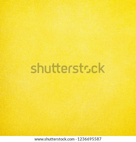 abstract yellow background texture #1236695587