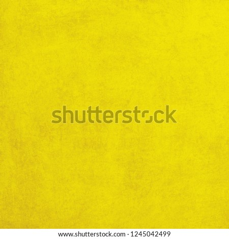 abstract yellow background texture #1245042499