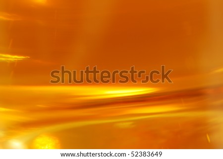 abstract yellow background with sunlight