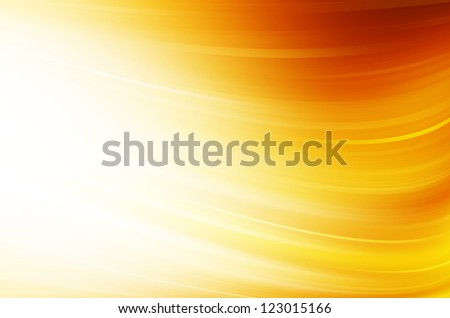 Abstract yellow lines background.