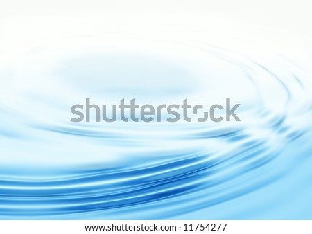 Abstraction water background for design artwork
