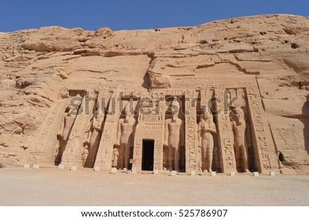 Abu Simbel #525786907
