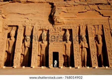 Abu Simbel, Egypt #768014902