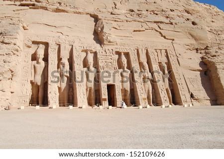 Abu Simbel Temple . Egypt #152109626