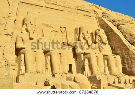 Abu Simbel temple, Egypt #87284878