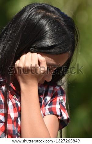 Abused Cute Diverse Female